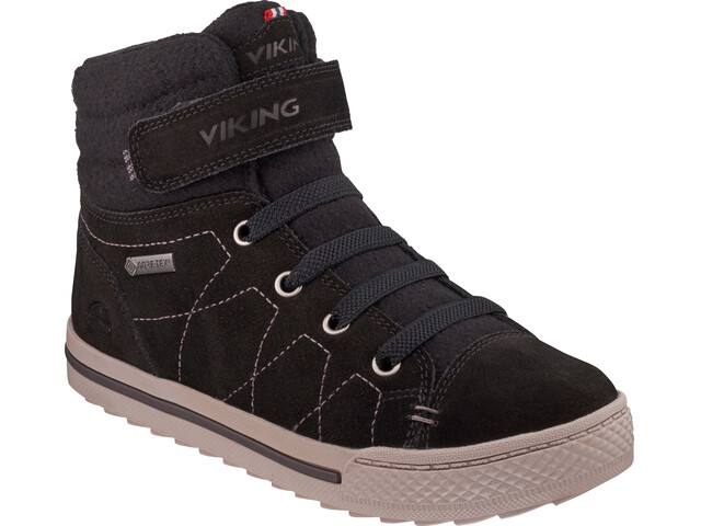 Viking Footwear Eagle IV GTX Lapset kengät , musta